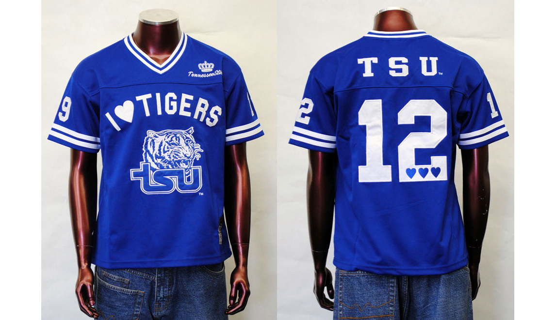 sale retailer 911af 9ce8d Tennessee State Football Jersey