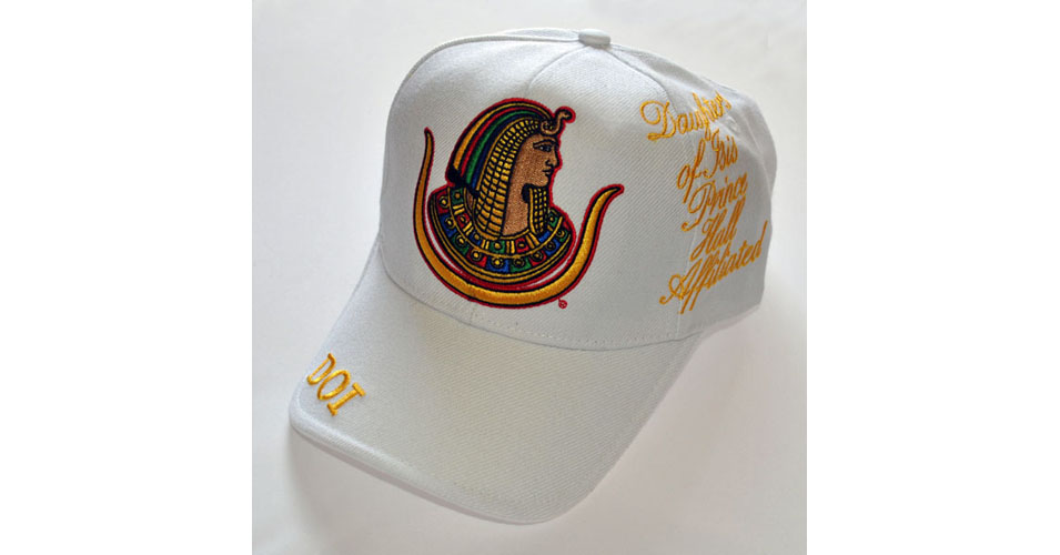 Daughters of Isis Cap