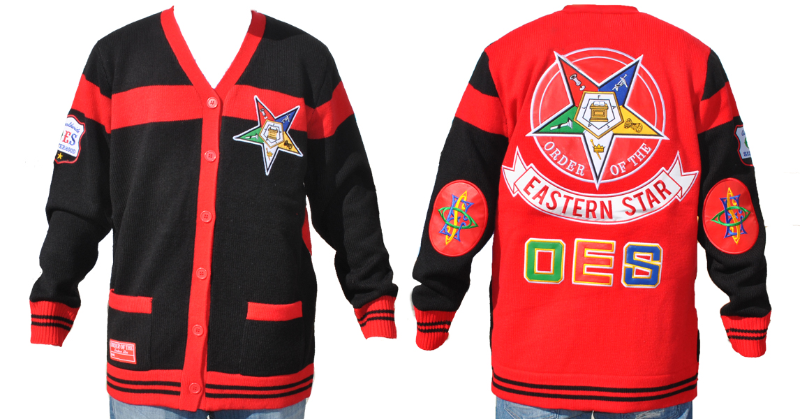 Oes Order Of The Eastern Star Apparell Sweater