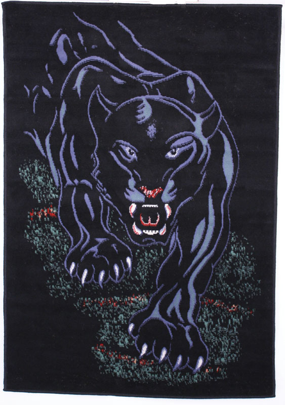 Area Rug - Black Panther