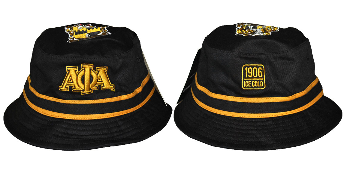 Alpha Phi Alpha accessory Bucket Hat