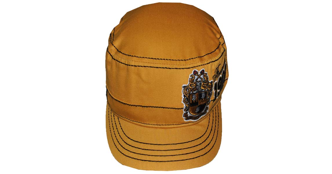 'Alpha Phi Alpha captain Cap-gold'
