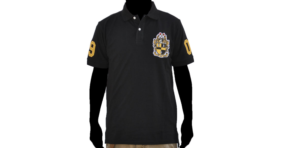 Alpha phi alpha apparel polo shirts