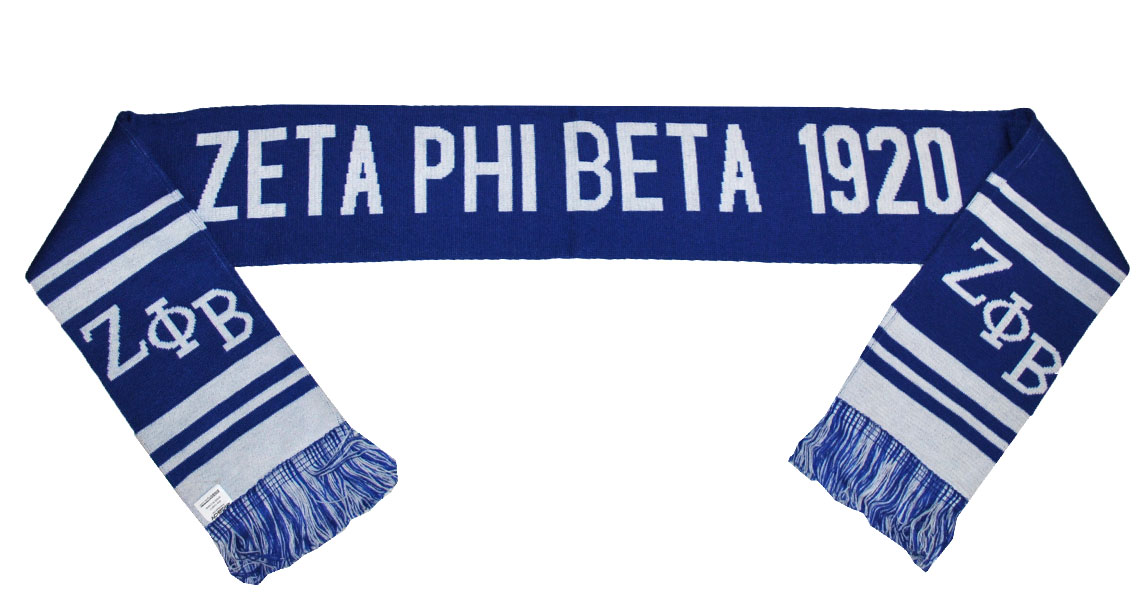 Zeta Phi Beta apparel - Graduation stole