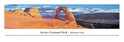 Arches National Park - Delicate Arch