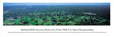 1996 US Open - Oakland Hills Country Club