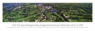 1997 US Open; Congressional Country Club