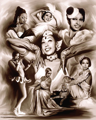 Brown Sugar: Josephine Baker