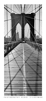 Across the Brooklyn Bridge