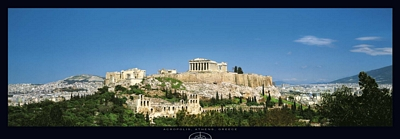 Acropolis; Athens; Greece