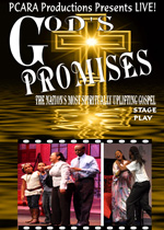 God's Promises - Gospel Stage Play DVD