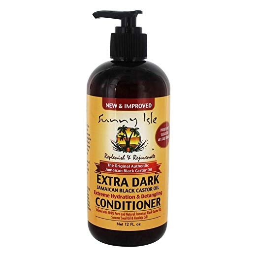 Jamaican Black Castor Oil Conditioner 12 oz