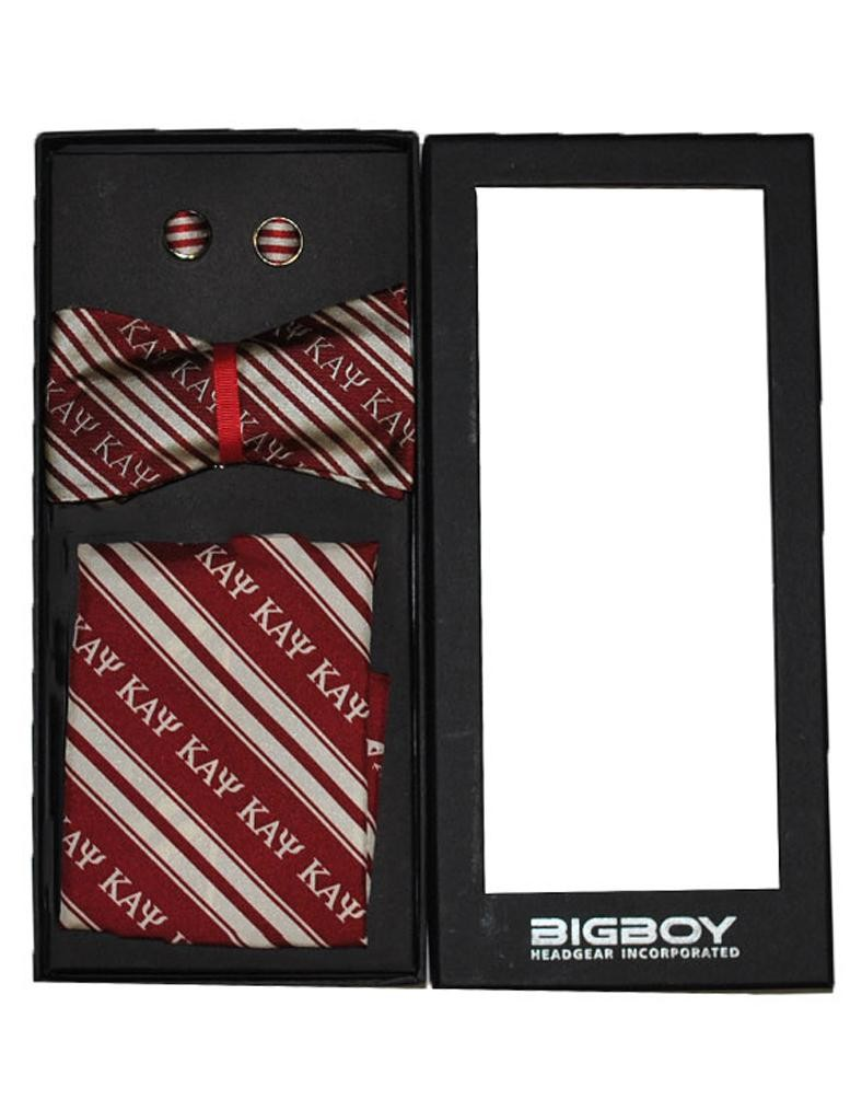 Accessories - Bow tie Set (untied) - Kappa Alpha Psi