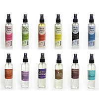 African Body Mists