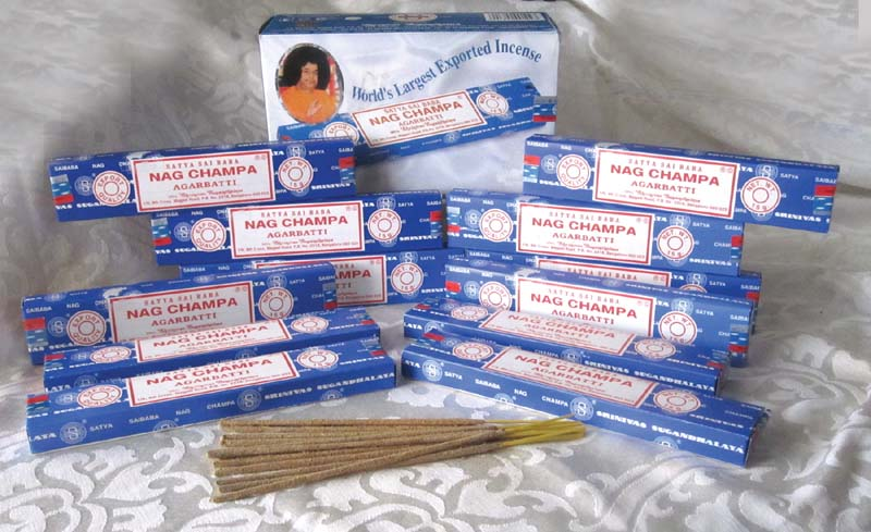 African Imports Incense