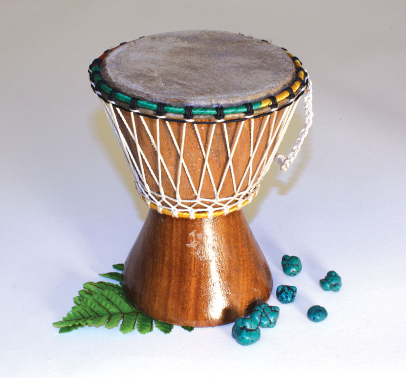 Djembe Drum : X-Small 8""