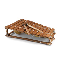 Balafon Medium - 10-12 Keys