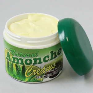 Amonche Shea Butter Cream : 4 oz.