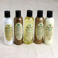 Black Soaps, Lotions & Hair Care