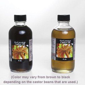 Hair Care - Black Jamaican Castor Oil: 4 oz-Best Seller!