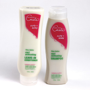Curl Activating Shampoo+Conditioner Set