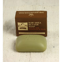 Raw Shea Butter Frankincense Soap - 5 oz
