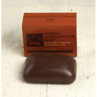 Cocoa Butter & Chocolate Soap - 5 oz.