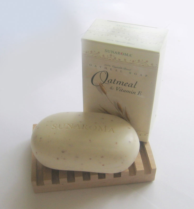 Oatmeal & Vitamin-E Soap - 4� oz.