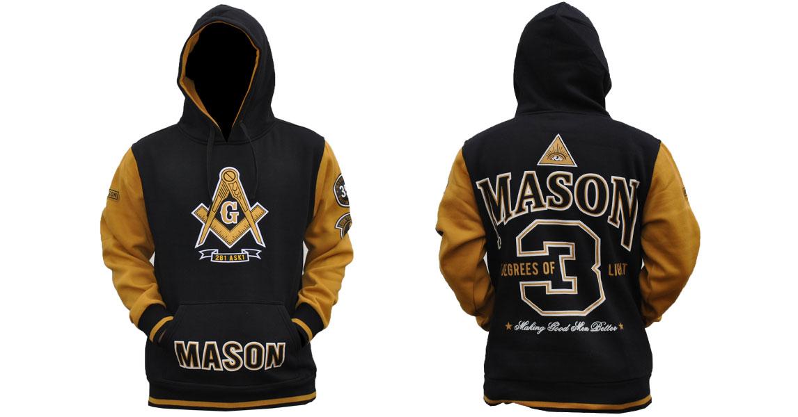 Masonic hoodie
