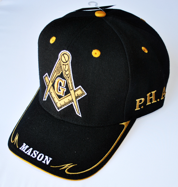 Freemason accessory cap Prince hall