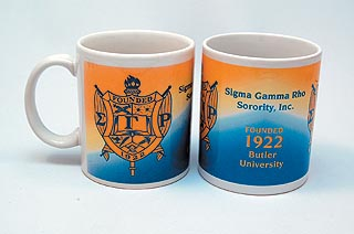 Coffee mug - Sigma Gamma Rho