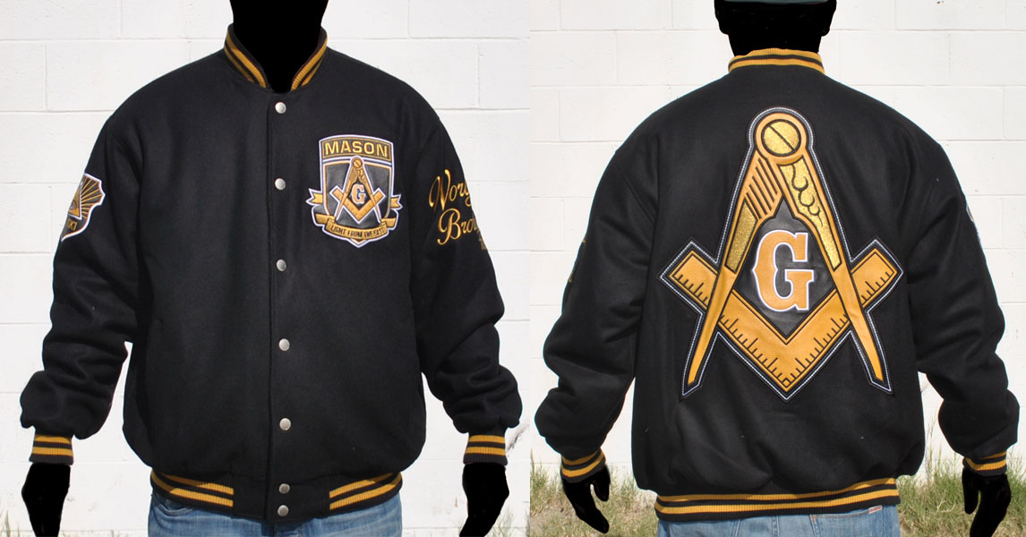 Freemason apparel Wool Jacket