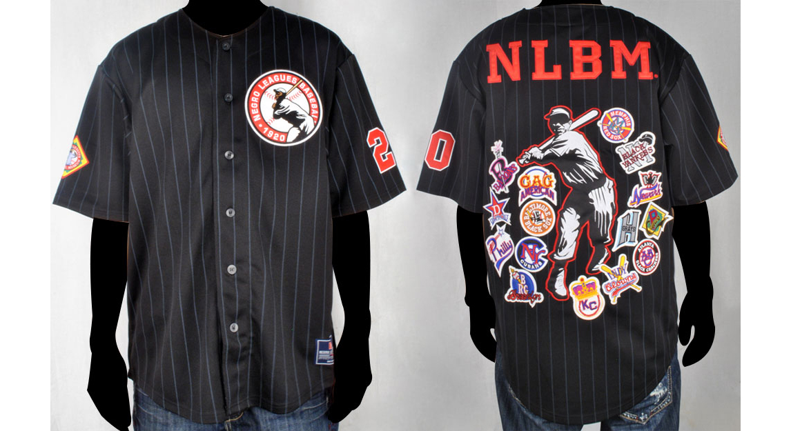 Negro League Baseball Jersey