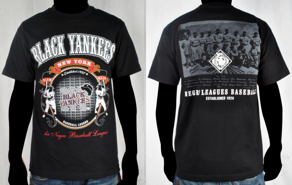 New York Black Yankees Legend Tee