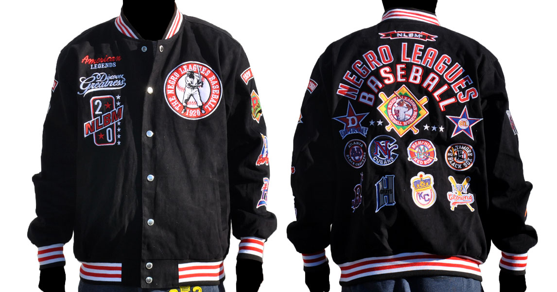 Negro League Baseball Apparel Twill Jacket