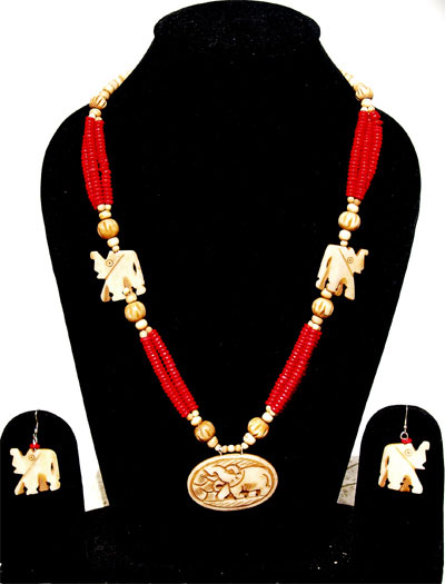 Exotic Jewelry Set-202 Elephant