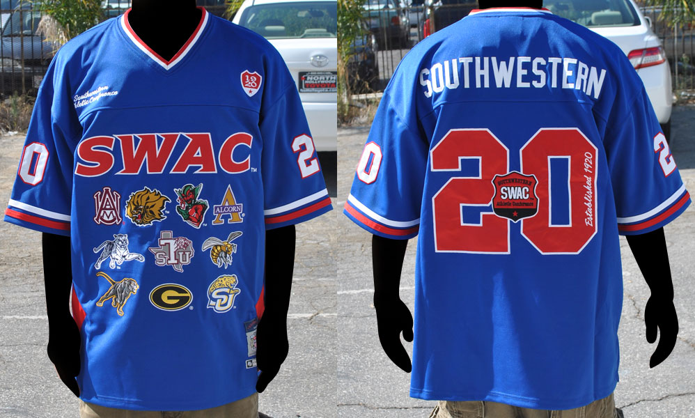 SWAC Apparells - SW Athletic Con