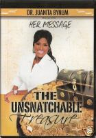 Juanita Bynum-UNSNATCHABLE TREASURE (1dvd)