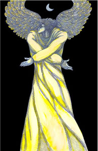 Charles Bibbs-Angel of Light