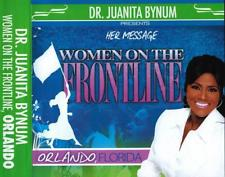 Women on the Front Line - ORLANDO Juanita Bynum - 7 DVDS