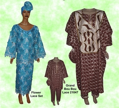 Formal African Apparel