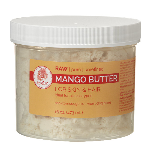 Raw Mango Butter