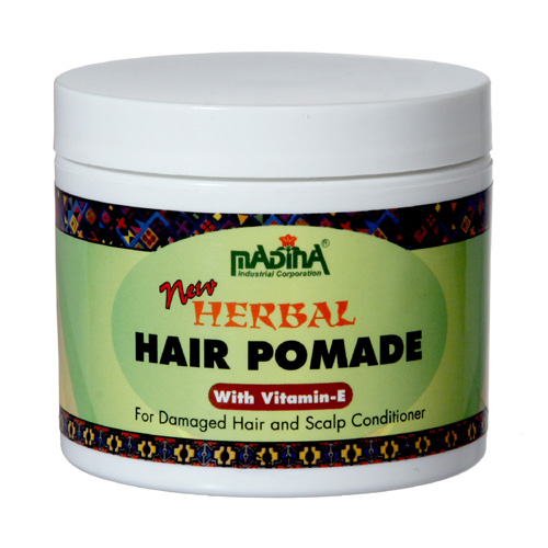 Hair Pomade - Gold