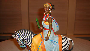 African Queen by Thomas Blackshear - Ebony Visions - figurine