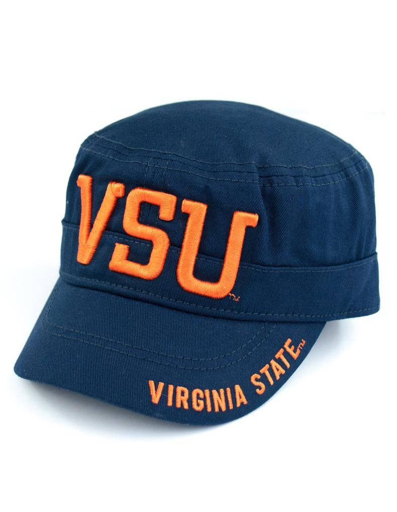 Virginia State University Apparel Captain Cap