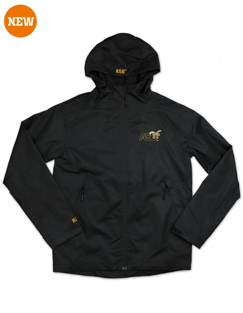 Alabama State University Windbreaker jacket