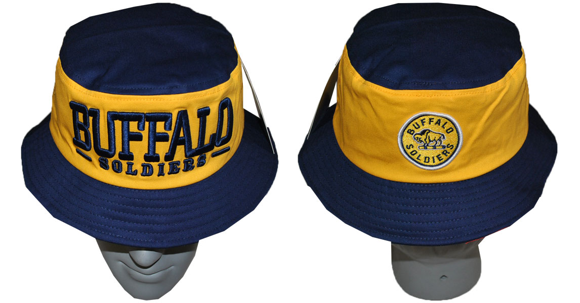 Buffalo Soldiers Bucket Hat