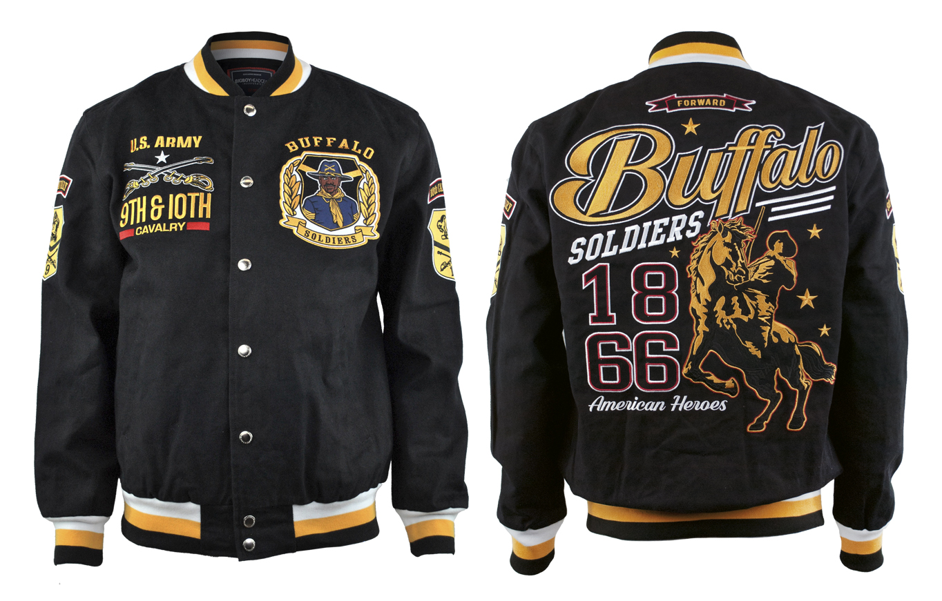 Buffalo Soldiers Racing - Nascar - Jacket