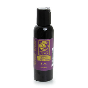 Liquid Black Soap – 2 oz by Desired Diva