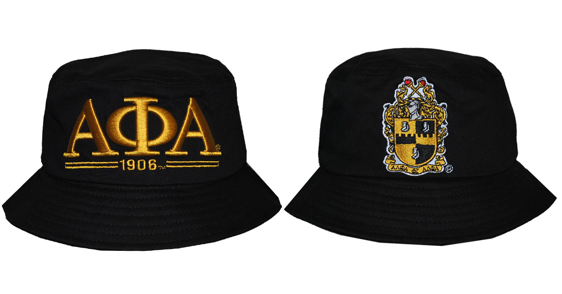 Alpha caps - headwear - Bucket Hat